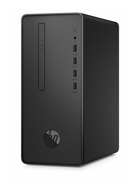 HP Desktop Pro A G2, Ryzen 3 Pro 2200G, Radeon RX Vega 8, 8GB, SSD 256GB, DVDRW, W10Pro, 1-1-1