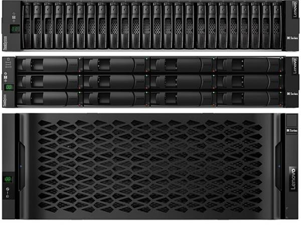 Lenovo ThinkSystem DE4000H FC Hybrid Flash Array SFF