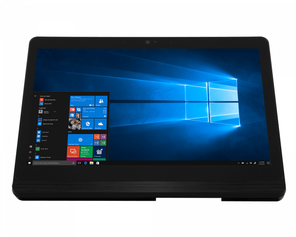 MSI Pro 16 Flex 8GL-001XEU Intel N4000/15.6 touch HD/Intel HD/4GB/SSD 128GB/WLAN/nonOS