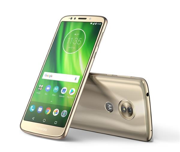 Motorola Moto G6 PLAY 430 (1.4GHz) 5.7
