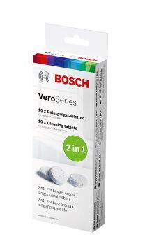 BOSCH_Čistiace tablety: dôkladné a spoľahlivé čistenie pre skvelú arómu
