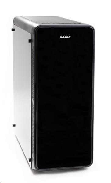 1stCOOL FullTower GAMER 3, skrinka ATX, USB3.0, čierna
