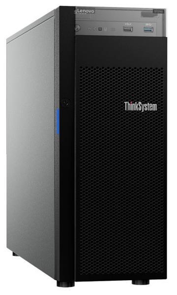 Lenovo ThinkSystem ST250 Xeon E-2124 (4C 3.3 GHz 8MB Cache/71W), 1x16GB, O/B, 2.5