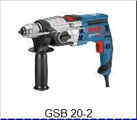 Bosch Príklepový vŕtací skrutkovačGSB 20-2