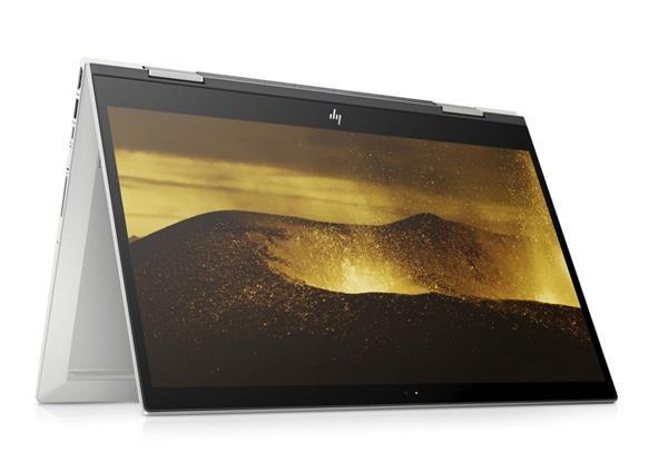 HP Envy x360 15-cn1002nc, i5-8265U, 15.6 FHD/IPS/Touch, MX150/4GB, 8GB, SSD 256GB+1TB, W10, 2Y, Mineral silver