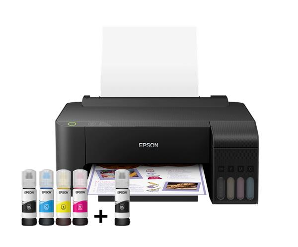 Epson L1110, A4 color tlaciaren, USB