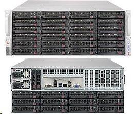 Supermicro Storage Server SSG-5049P-E1CTR36L 4U 36 Bay SP