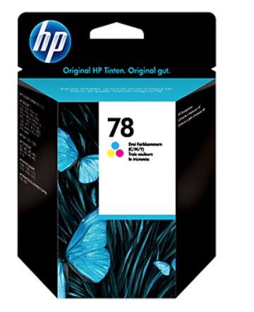 HP náplň č.78, farebná, 19ml DJ 9xx/12xx/OF750/950