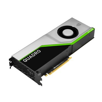 Grafická karta NVIDIA Quadro RTX 6000 (24 GB) DS, 4x DP/USB-C