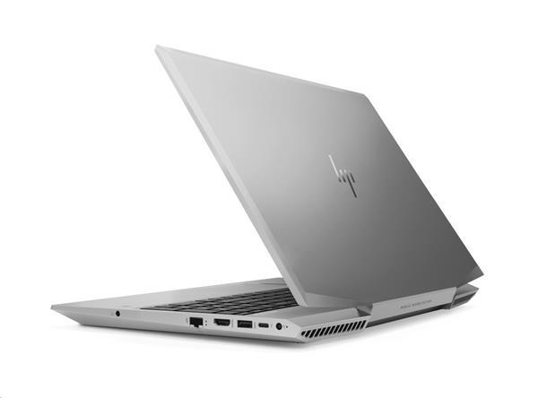 HP Zbook 15v G5, i7-8750H, 15.6 FHD/IPS, P600/4GB, 8GB, SSD 256GB, ., FDOS, 1/1/0