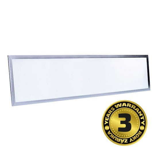 Solight LED svetelný panel, 40W, 4000lm, 4100K, Lifud, 30x120cm, 3 roky záruka
