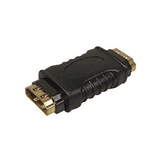 Solight HDMI spojka, HDMI zdierka - HDMI zdierka, priama, sáčok