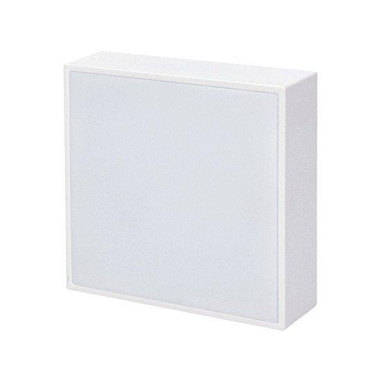 Solight LED panel s tenkým rámčekom, 16W, 1280lm, 4000K, prisadený, štvorcový, biely