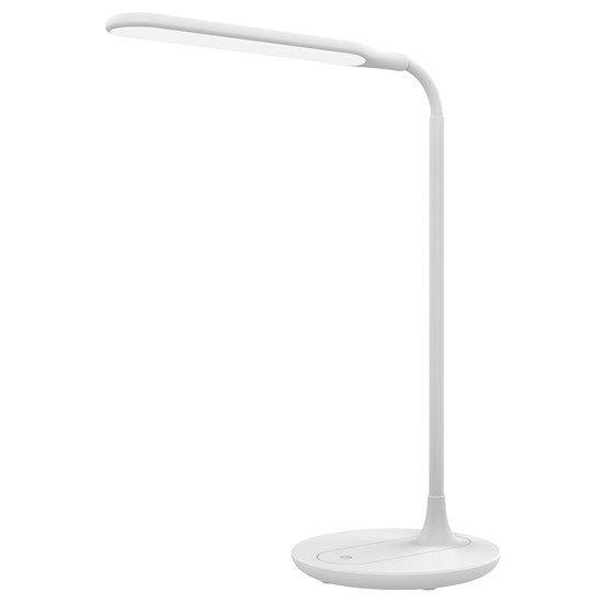 Solight LED stolná lampička stmievateľná, 6W, 4500K, biela