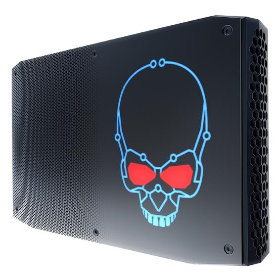 Intel® NUC i7-8705G DDR4 5xUSB3.0 HDMI GL M.2 SSD W10 (doska s procesorom) Radeon™ RX Vega M GL