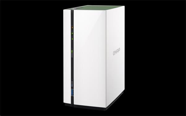 QNAP™ TS-228A 2 Bay NAS, 3.5, Realtek RTD129 1.4 GHz Quad-core, DDR4 1G