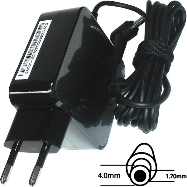 ASUS AC NAPÁJACÍ ADAPTÉR 45W 19V 2pin 4,0 mm s EU plug