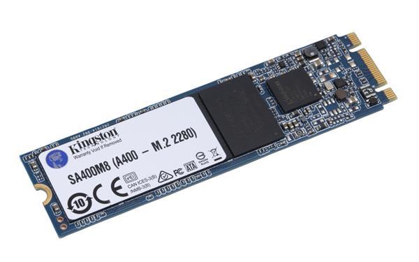 Kingston 240GB SSD A400 Series SATA3, M.2 2280 ( r500 MB/s, w350 MB/s )