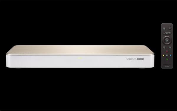 QNAP™HS-453DX-4G 2-bay NAS, Intel® Celeron® 2.5GHz quad-core ,4G RAM, 2xGbE LAN, USB 3.0, 4k HDMI