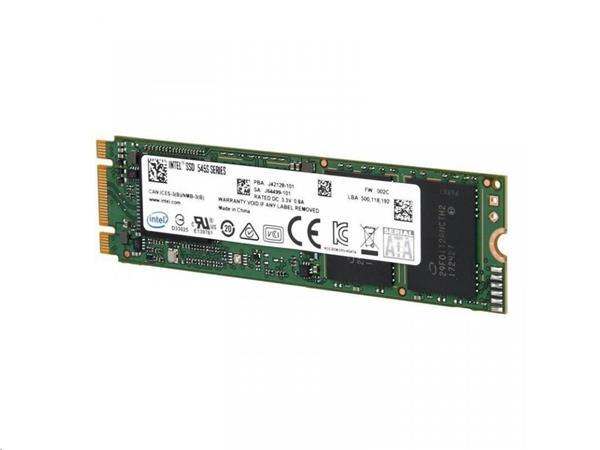 Intel® SSD 545s Series (512GB, M.2 SATA 6Gb/s, 3D2, TLC)