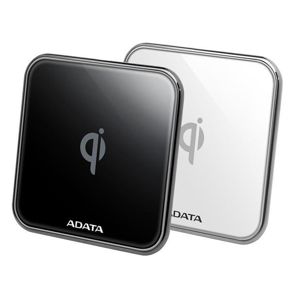 A-DATA bezdrôtová nabíjacia podložka CW0100, Čierna