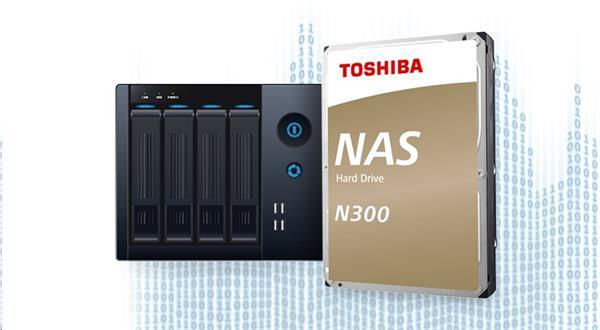 HDD TOSHIBA NAS N300 3.5
