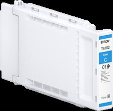 Epson atrament SC-T3400 cyan 110ml