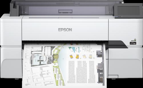 Epson SureColor SC-T3400N, 24