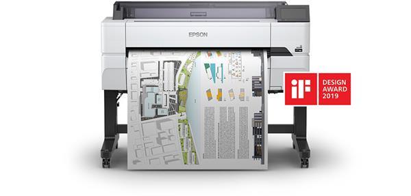 Epson SureColor SC-T5400, 36