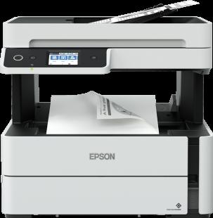 Epson ET-M3180, A4 mono MFP, Fax, ADF, USB, duplex, LAN, WiFi, PCL