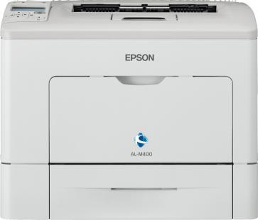 Epson WorkForce AL-M400DN, A4, mono, GLAN, duplex