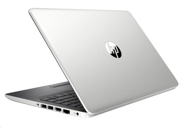 HP 14-cf1005nc, i3-8145U, 14.0 FHD, UMA, 4GB, SSD 256GB, ., W10, 2/2/0, Natural Silver