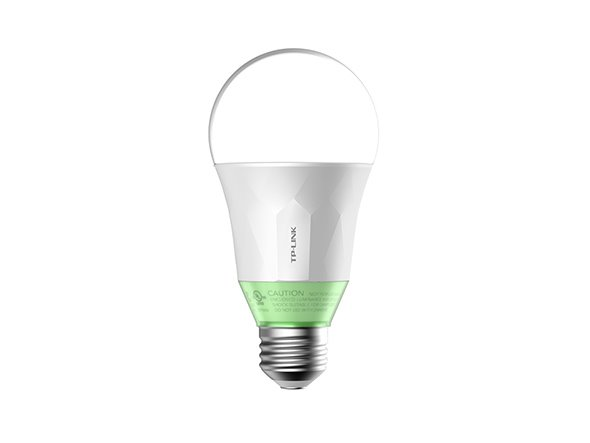 TP-LINK LB110 Smart Wi-Fi E27 LED Bulb, 220-240V/50Hz,No Hub Required, 60W Equivalent, 2.4GHz, 802.11b/g/n