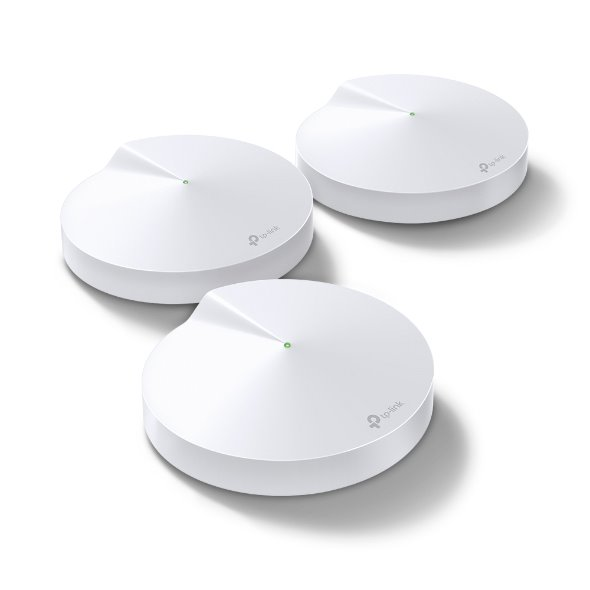 TP-LINK Deco M5(1-pack) AC1300 Whole-Home Mesh Wi-Fi Unit, Qualcomm 717MHz Quad-core CPU