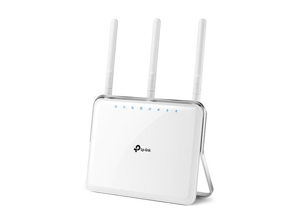 TP-LINK Archer C9 AC1900 Dual-Band Wi-Fi Router, Broadcom 1GHz Dual-Core CPU, 1300Mbps at 5GHz + 600Mbps at 2.4GHz