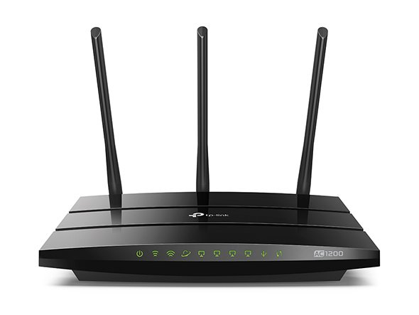 TP-LINK Archer C1200 AC1200 Dual-Band Wi-Fi Gigabit Router, 867Mbps at 5GHz + 300Mbps at 2.4GHz