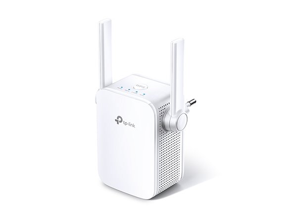 TP-LINK RE305 AC1200 Wi-Fi Range Extender, Wall Plugged, 2 external antennas, 1 10/100Mbps Port