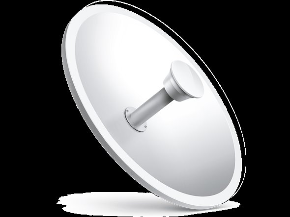 TP-LINK TL-ANT5830MD 5GHz 30dBi Outdoor 2x2 MIMO Dish antenna, 2 RP-SMA connector