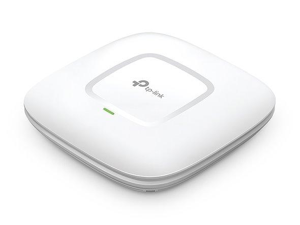 TP-LINK CAP300 2.4GHz N300 Ceiling Mount Access Point, Qualcomm, 1 10/100Mbps LAN, 802.3af PoE