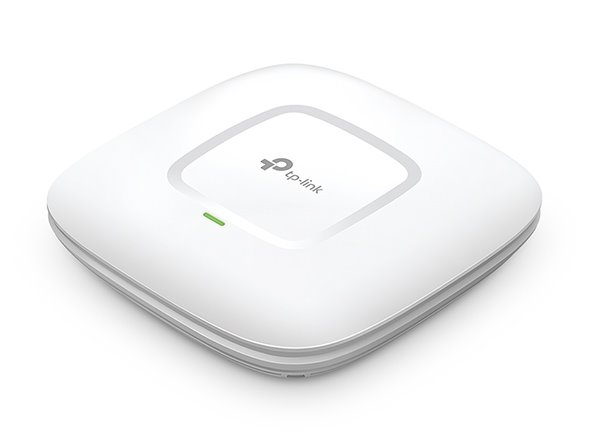 TP-LINK CAP1200 AC1200 Dual Band Ceiling Mount Access Point, Qualcomm, 867Mbps at 5GHz + 300Mbps at 2.4GHz