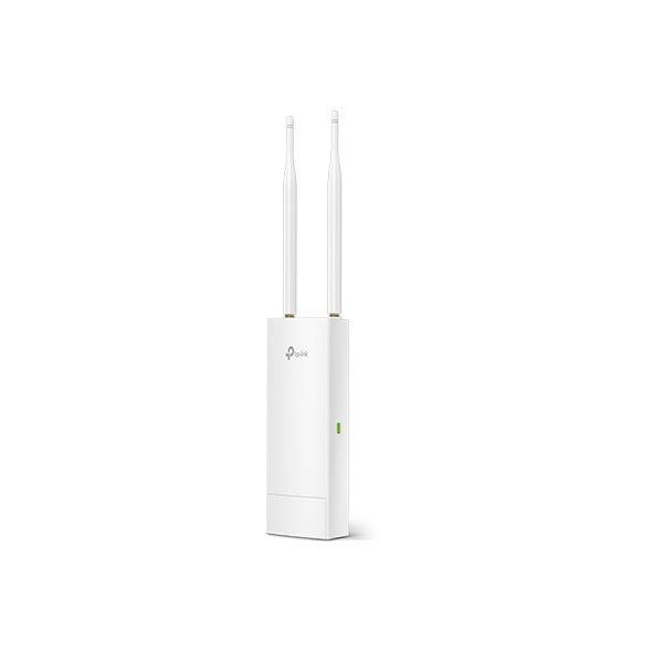 TP-LINK CAP300-Outdoor 2.4GHz N300 Outdoor Access Point, Qualcomm, 1 10/100Mbps LAN, 802.3af PoE