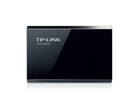 TP-LINK TL-PoE150S PoE Injector Adapter,802.3af Compliant,Data and Power Carried over The Same Cable Up to 100 Meters