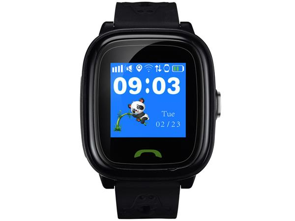 Canyon CNE-KW51BB Polly smart hodinky pre deti, farebný displej 1.22´´, vodotesné IP68, GSM, GPS monitor. polohy