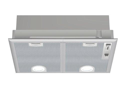 BOSCH_C, 60 cm vstavaný odsávač, strieborná metalíza, 3 stupne, kovový tukový filter
