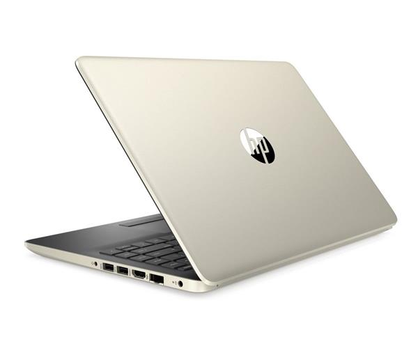 HP 14-dk0000nc, A6-9225, 14.0 HD, UMA, 4GB, 1TB, W10, 2-2-0, Pale gold