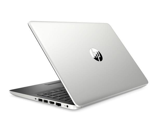 HP 14-dk0001nc, A9-9425, 14.0 FHD, UMA, 4GB, SSD 256GB, W10, 2-2-0, Natural silver