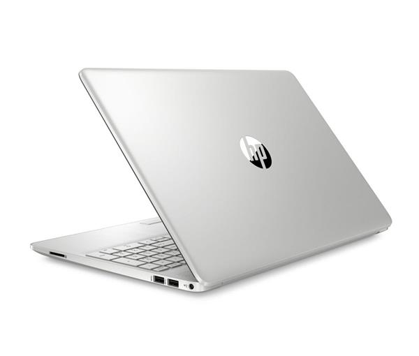 HP 15-dw0004nc, i3-7020U, 15.6 FHD/IPS, UMA, 8GB, SSD 256GB+1TB5k4, noODD, W10, 2-2-0, Natural Silver