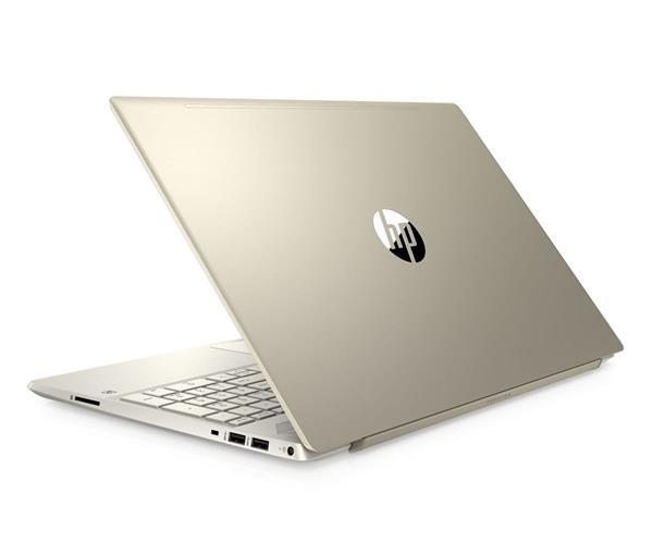 HP Pavilion 15-cs2007nc, i5-8265U, 15.6 FHD/IPS, MX250/2GB, 8GB, SSD 256GB+1TB5k4, ., W10, 2/2/0, Warm Gold