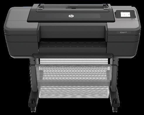 HP DesignJet Z6 24-in Postscript Printer A1