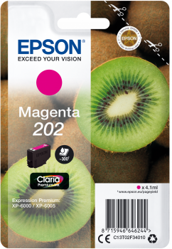 Epson atrament XP-6000 magenta 4.1ml - 300str.